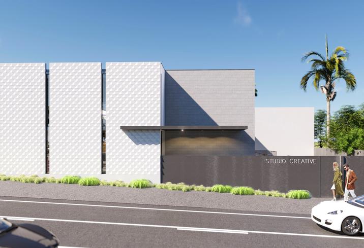 The Shalizi Group's new headquarters at 4019 Tujunga Ave. in Studio City
