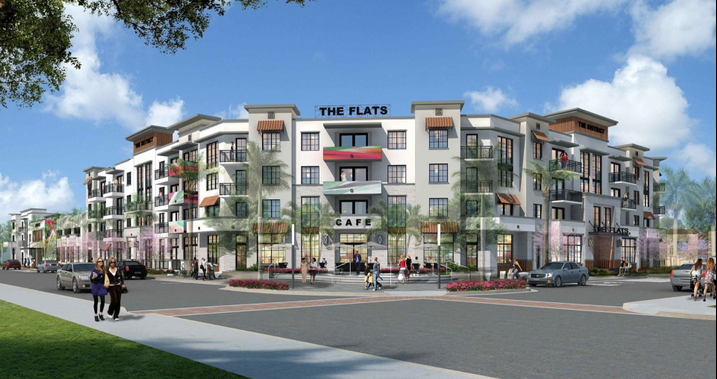 First Apartment Project Breaks Ground In West Palm Beach's Trendy Warehouse District