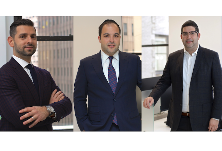 3 GFI Realty Brokers Launching New Investment Sales Brokerage
