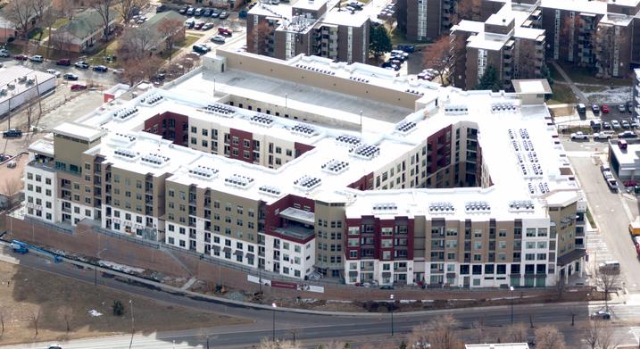 Denver Booms Continues As West Colfax Apartments Fetch $145M