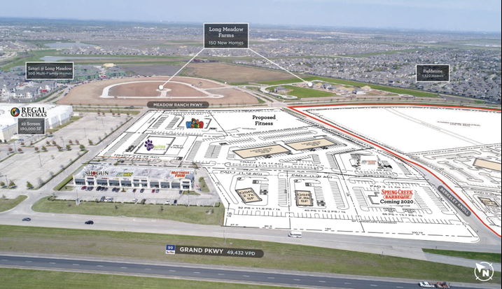 Developer Taps Richmond For 58-Acre Shopping Center