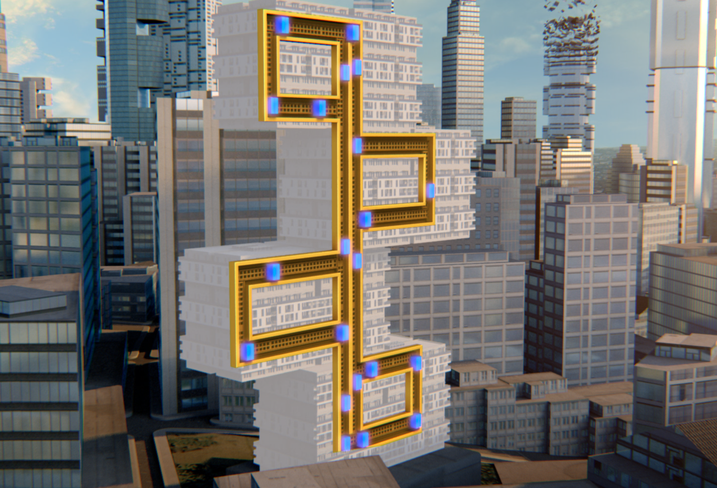 Prepare For  Elevators That Move Sideways, Spiral Escalators And Robots Riding Lifts
