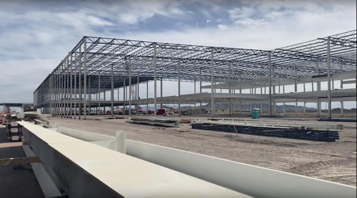 Facility image of the Casa Grande manufacturing facility