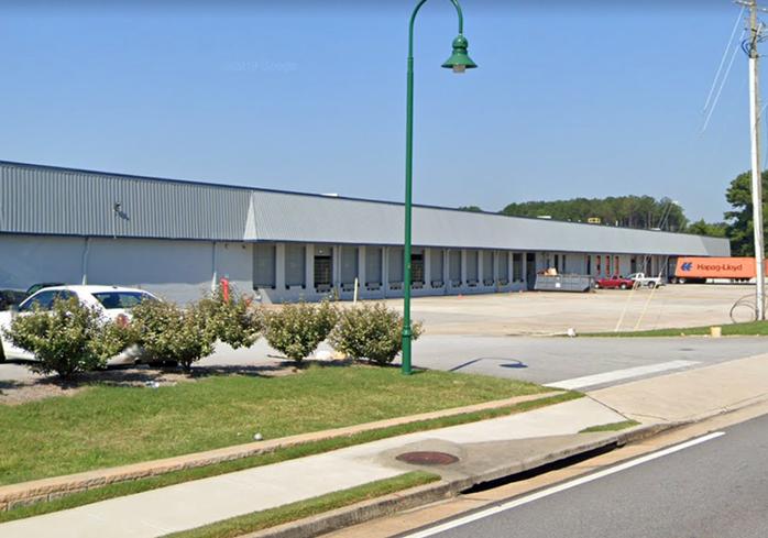 Morrow XPO logistics warehouse