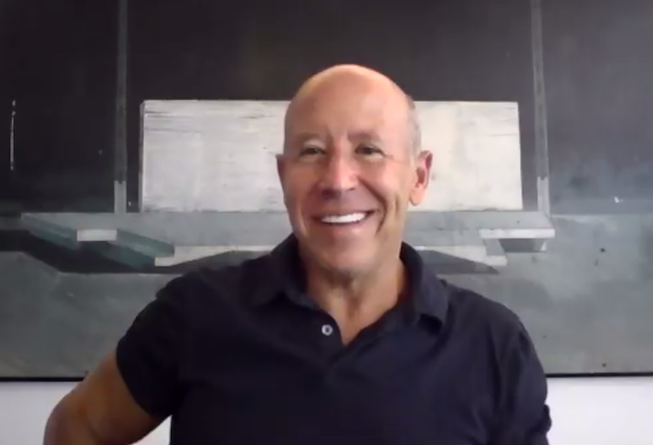 Starwood CEO Barry Sternlicht on a Walker & Dunlop webinar.