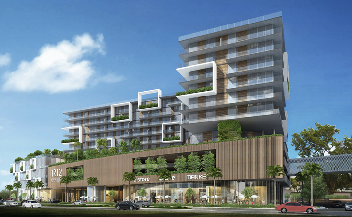 Project in Aventura Health District Breaks Ground During Pandemic