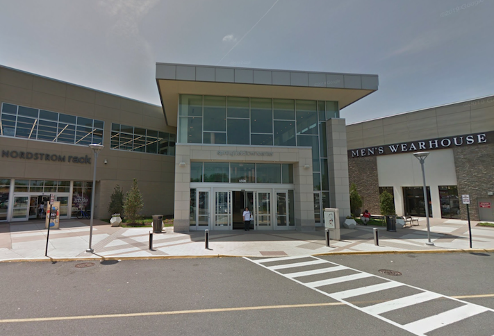 The Springfield Town Center Mall, owned by Pennsylvania Real Estate Investment Trust.