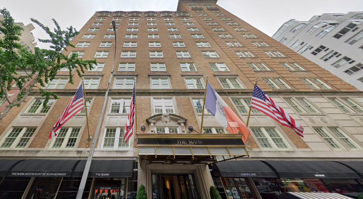 Judge Halts Foreclosure Auction On One Of New York's Most Expensive Hotels