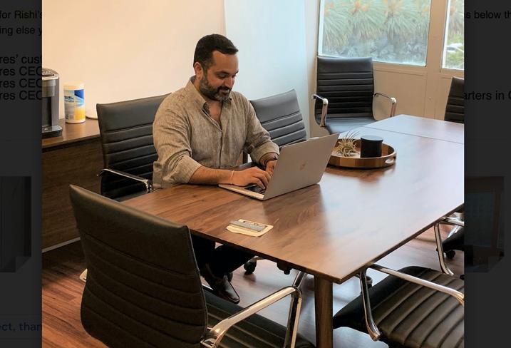 My New Normal: Location Ventures Founder Rishi Kapoor