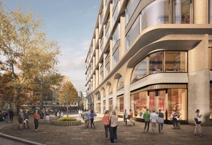 Berkeley Square Landmark Set For Major Redevelopment
