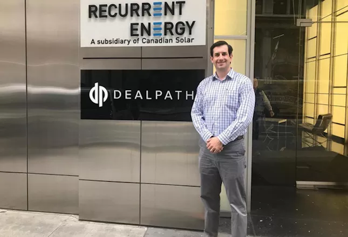 Dealpath CEO Mike Sroka