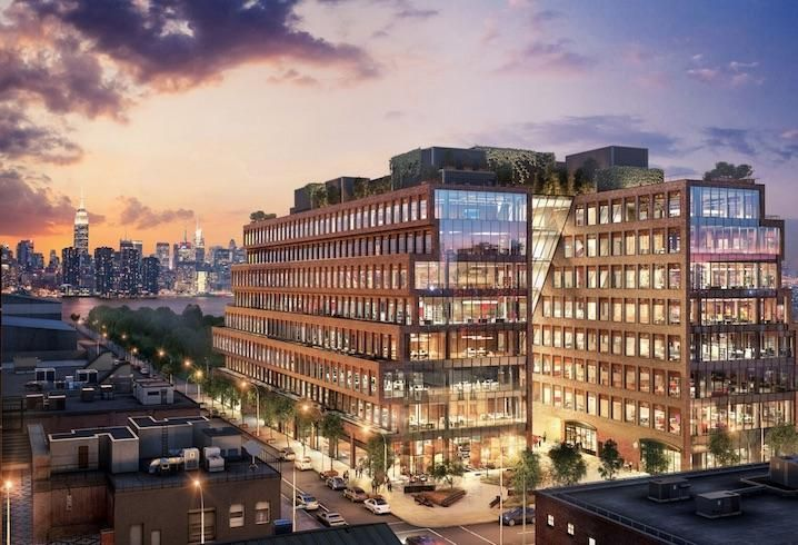 Amazon Music Signs Lease For Studio Space Williamsburg