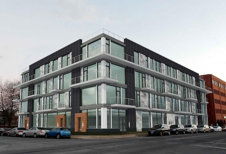 Yet Another Alexandria Office Building Is Planned For A Condo Conversion