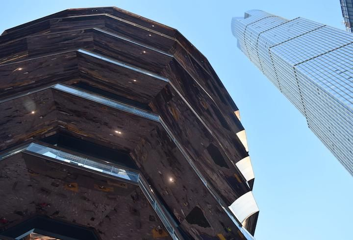Vessel At Related's Hudson Yards Is Reopening With New Safety Measures