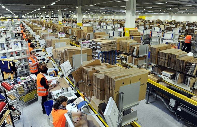 New Report Outlines Amazon's Environmental, Labor Damages