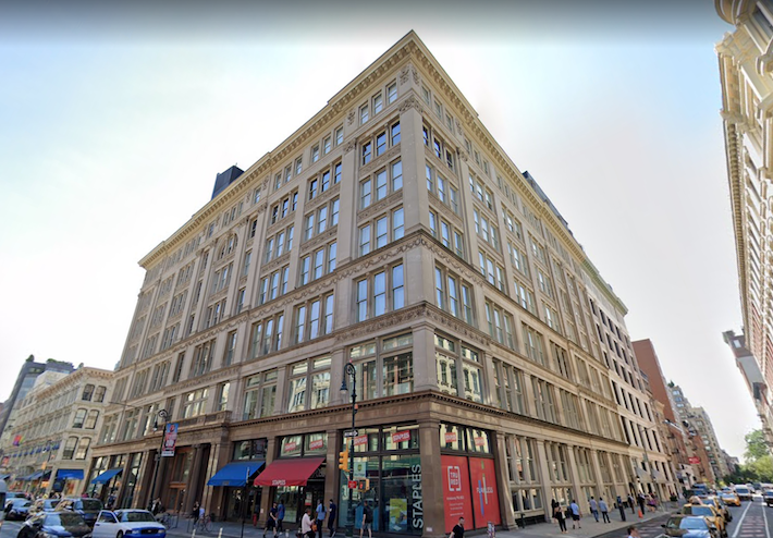 SL Green To Sell Chelsea Office Building For $325M