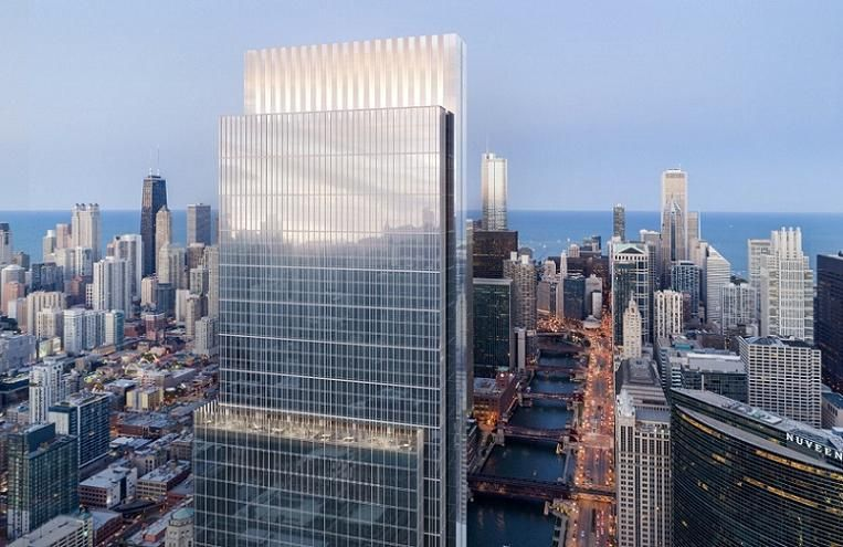 Chicago Construction Projects Rolling Forward