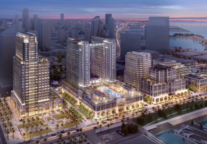 San Diego Hotel Market Entered 2019 Strong, But With Mild Overbuilding Possible