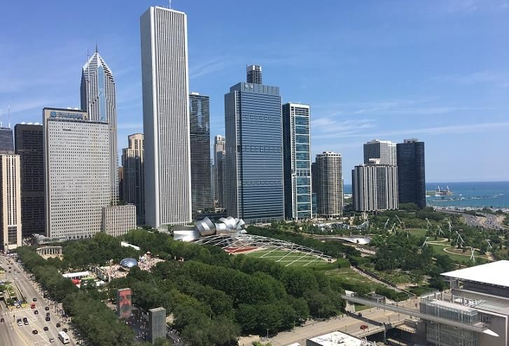 Tech Office Markets Take A Beating From Pandemic, But Chicago Avoids The Worst