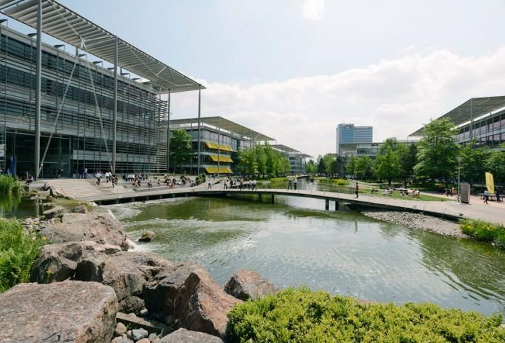 Blackstone Cements £450M+ Profit At Chiswick Park