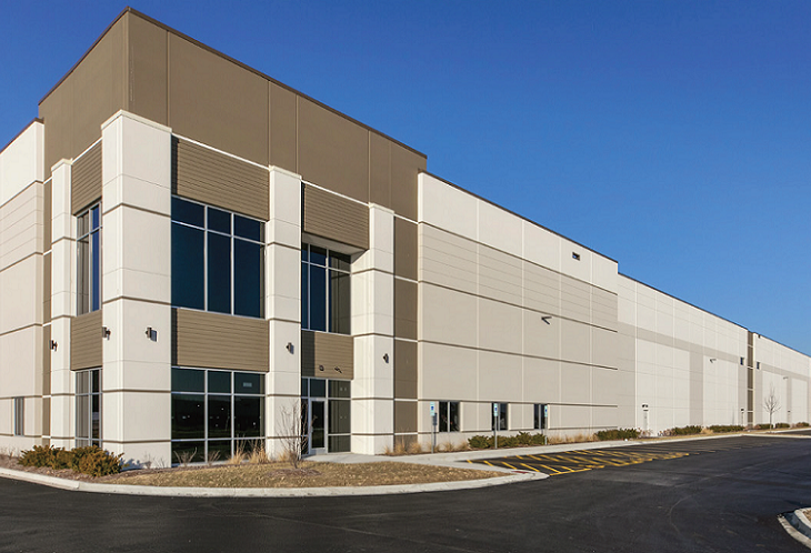 Industrial Developers Set New Construction Record At Year's End