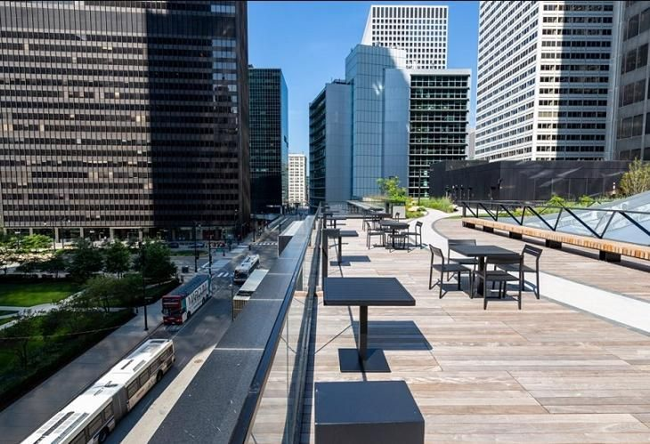 EQ Office Says It Believes In The Future Of Coworking, Brings Industrious To Willis Tower