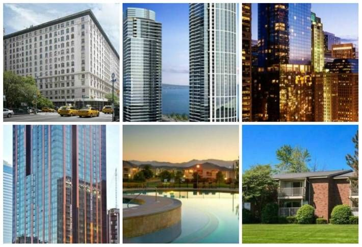 The 10 Biggest US Multifamily Sales of 2015