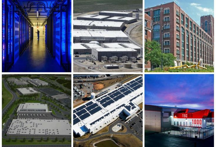 Here Are The 6 Largest Data Centers In The US