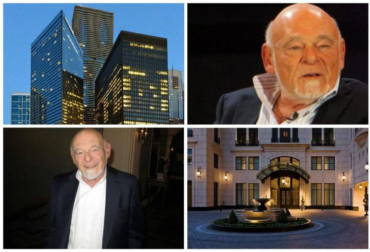 A Legacy Of Timing: What Sam Zell Has Bought And Sold In The Last 24 Months