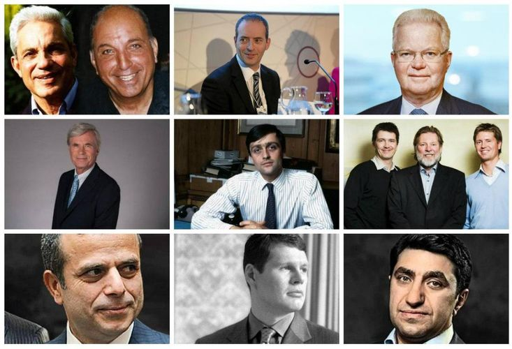 Forbes Billionaires: Europe's 10 Richest Real Estate Moguls
