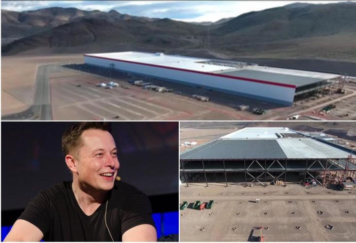 PHOTOS: Inside The Elon Musk Building That Could Change The World