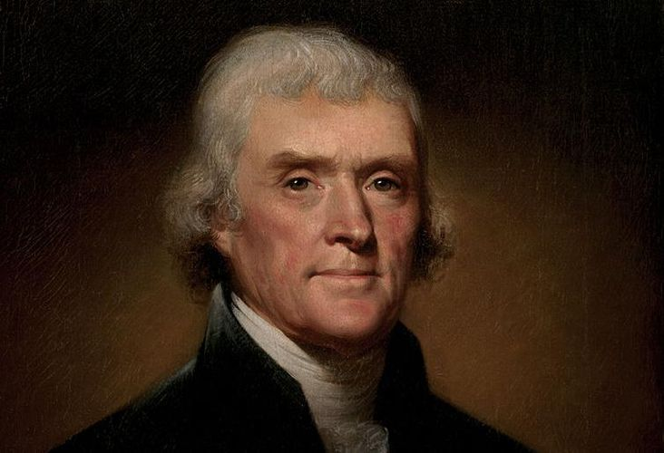 The Awesome Architecture Of Thomas Jefferson