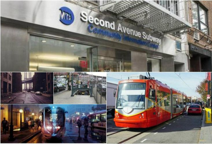 5 New Transportation Projects In Commercial Real Estate's Biggest Markets