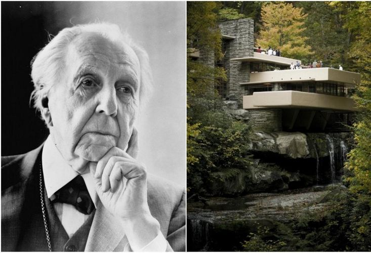 The most famous buildings of frank lloyd wright - Frank lloyd wright structures ...