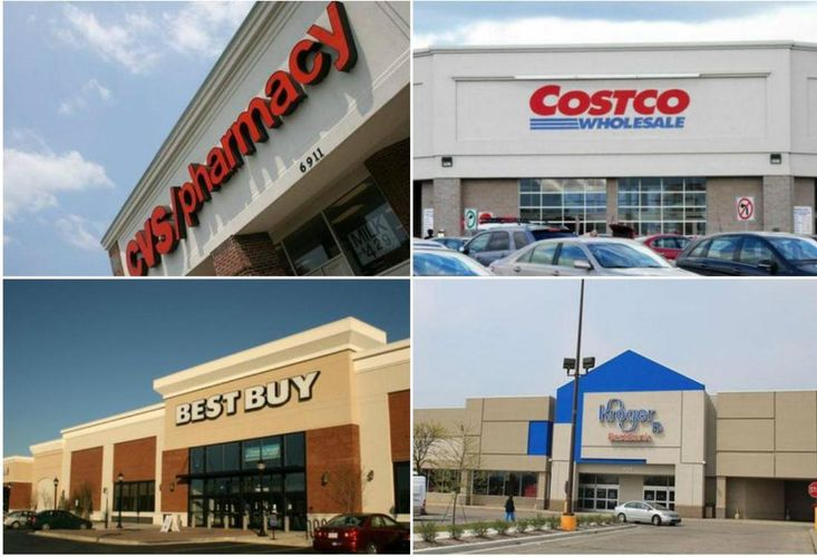 Fortune 500: Here Are The Top 10 Retailers