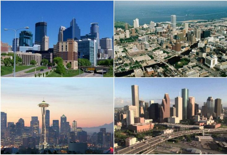 These 18-Hour Cities Had Hot Office Markets In Q1