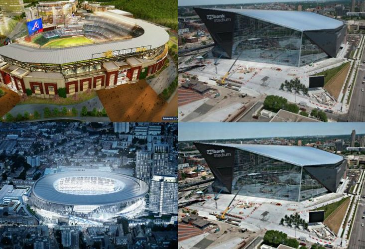 Hot Stadiums