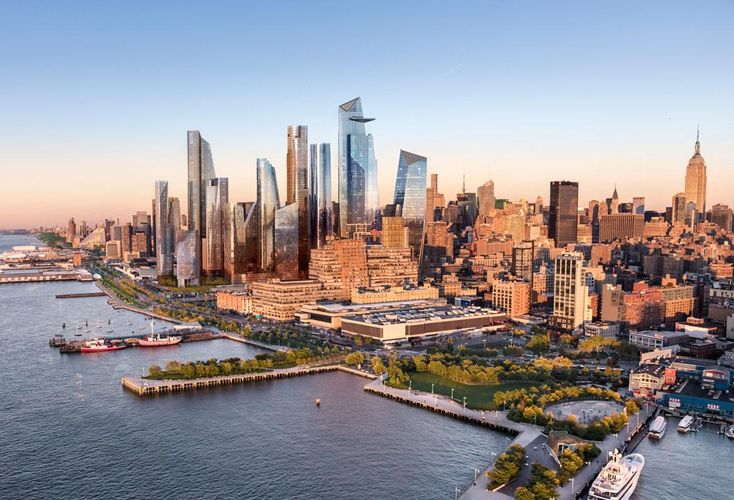 The Big-Name Tenants In Hudson Yards
