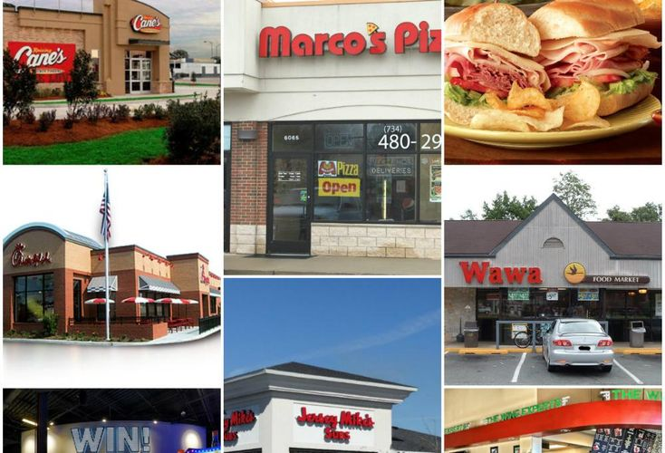 The 10 Fastest-Growing Restaurant Chains In The Nation