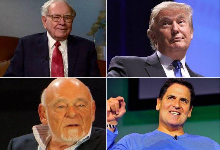 5 Billionaire Magnates