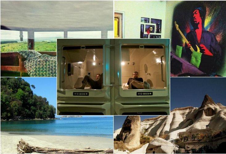 hostel collage