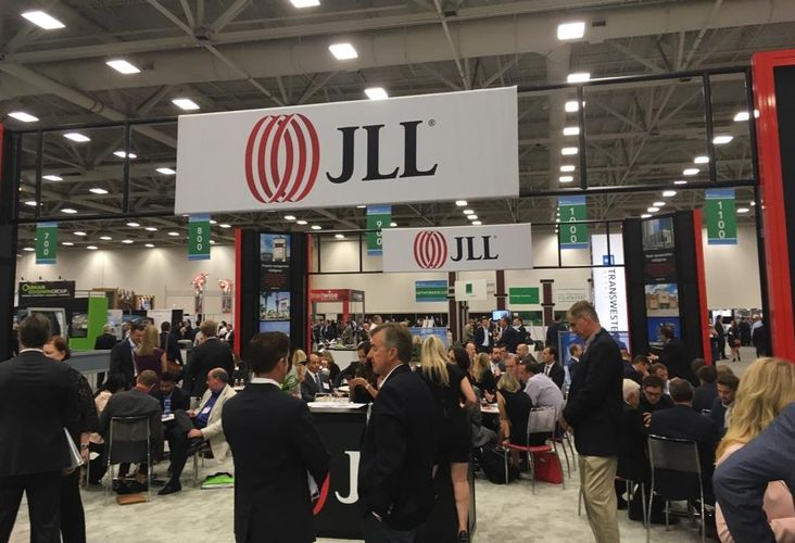 JLL at ICSC's Texas conference 2016