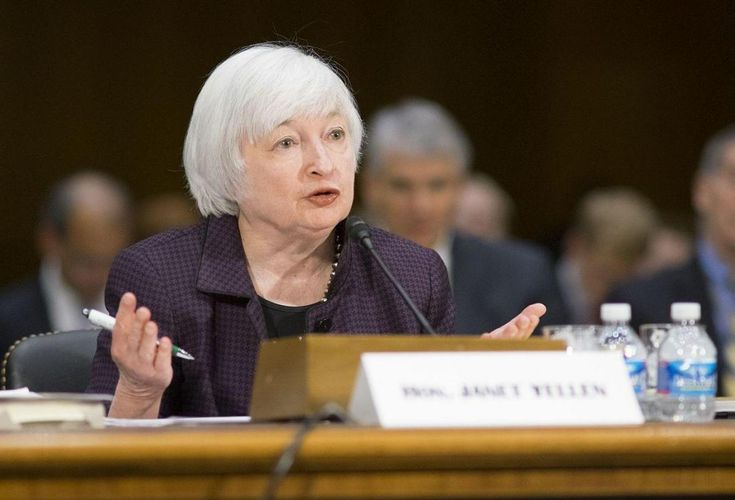 Janet Yellen, Federal Reserve, the Fed, interest rates