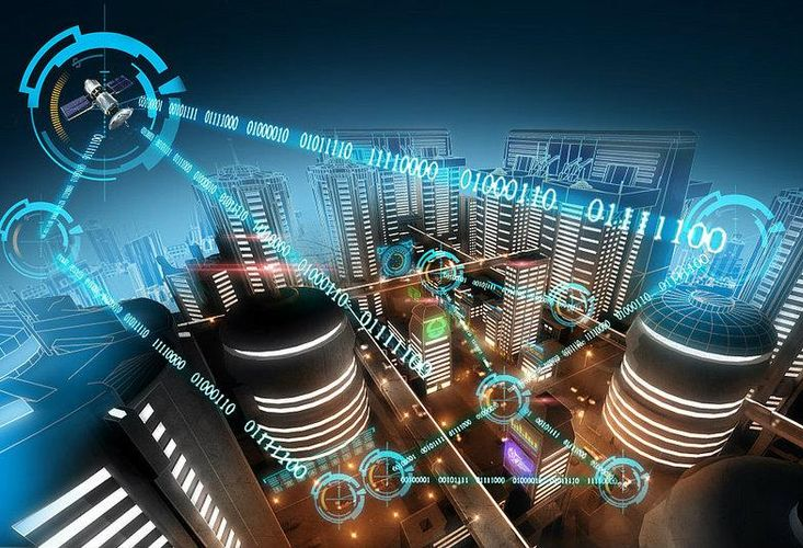 Smart buildings, IoT, data, big data,