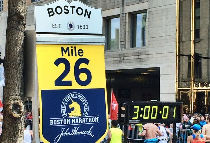The 6 Most Interesting Sites Along The Boston Marathon Route