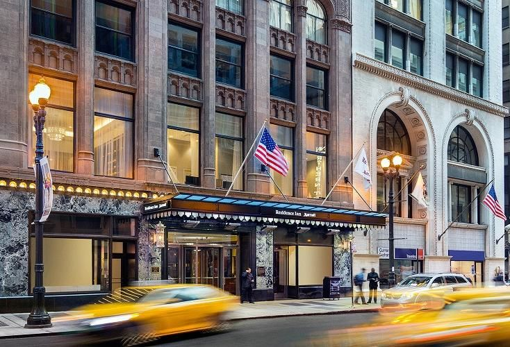 Reschke Secures Refinance For Downtown Hotel, Which Now Has Time To Recover