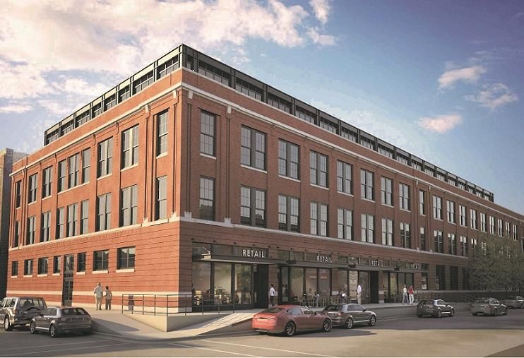 WeWork Backs Out Of Fulton Market Leases