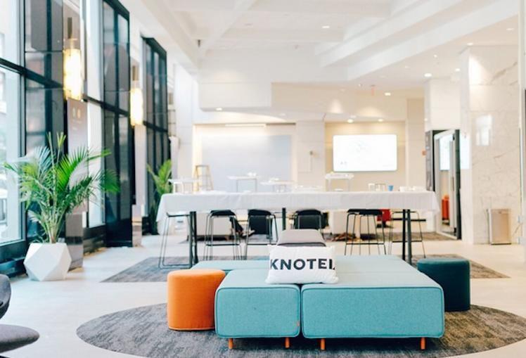 The Next Flex Office Unicorn: Knotel Cracks $1B Valuation With New Funding Round