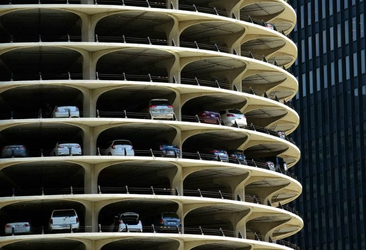 As Garage Usage Dwindles, Operators Are Starting To Charge More To Park Luxury Vehicles
