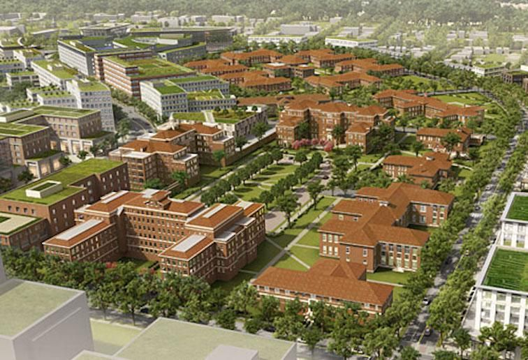 D.C. Developer Gets 'Mind-Blowing' Chance To Develop The Next Phase Of St. E's Campus